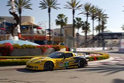 Magnussen and Gavin finished second in Long Beach in 2011