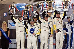 56th Annual 12 Hours of Sebring Podium