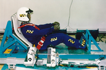 GM pioneered the use of data recorders in auto racing. Introduced in open-wheel racing in 1993, the recorders provided the first accurate information on the effects of a crash. This data was then used to develop sled tests for instrumented crash dummies.