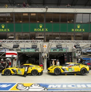 Corvette Racing Le Mans 2015