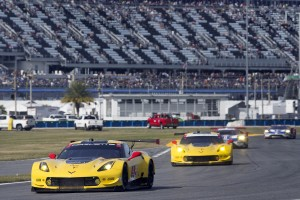 Corvette Racing Daytona 2016
